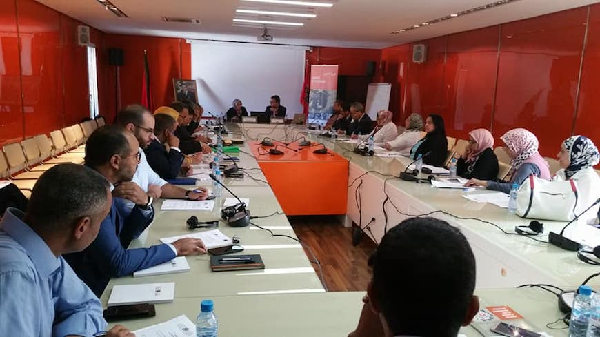 Training sessions on freedom of expression and freedom of the media for the Ministry of Culture and Communication of Morocco
