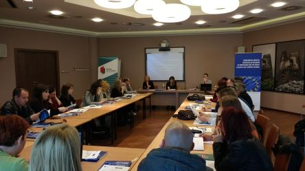 Training of journalists on Freedom of Expression, Right to Privacy and Media Ethics