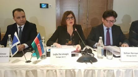 The Council of Europe starts a new project on Gender equality and media freedom in Azerbaijan