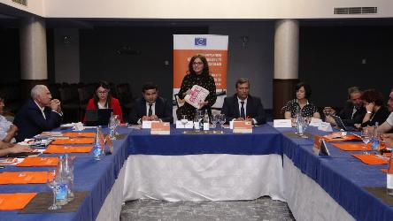 Council of Europe brought together journalists from Southern region of Azerbaijan in Lankaran