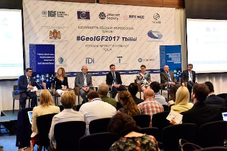 National internet Governance Forum 2017 in Georgia