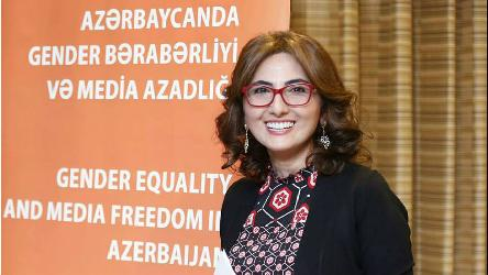 Spreading gender equality and media freedom in Azerbaijan