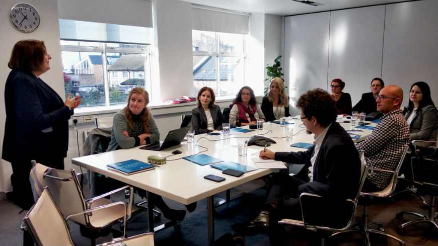 Study Visit to Ireland to build the capacity of the Macedonian Media Literacy Network