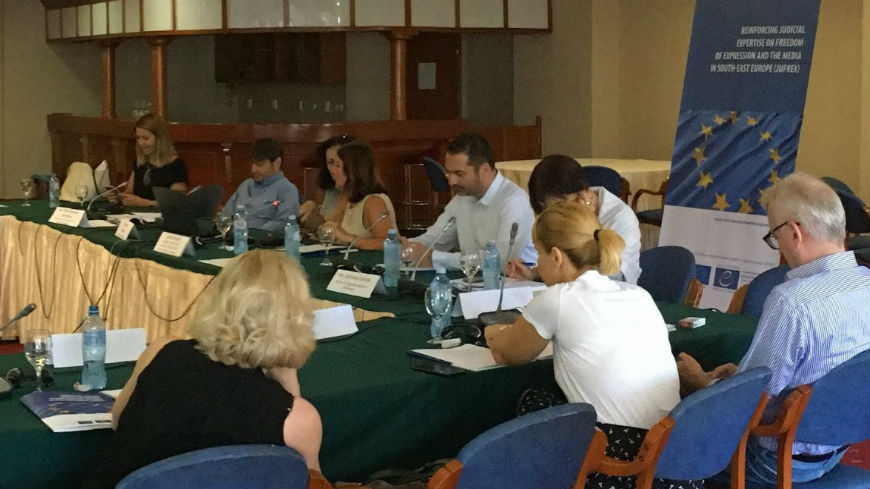 Regional conference for media regulatory authorities held in Ohrid