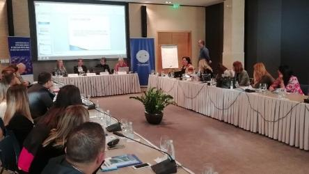 Training on freedom of expression and freedom of the media for judges and prosecutors