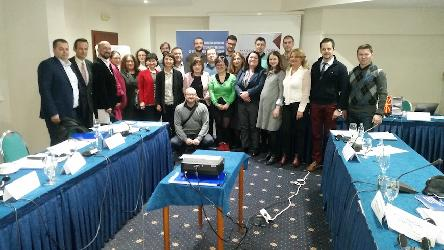 Training of trainers on Freedom of expression and information for judges, lawyers and prosecutors