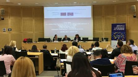 JUFREX's Regional Conference at the Council of Europe