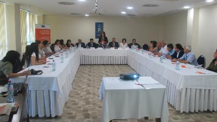 Council of Europe brings together journalists from Aran region of Azerbaijan in Mingachevir