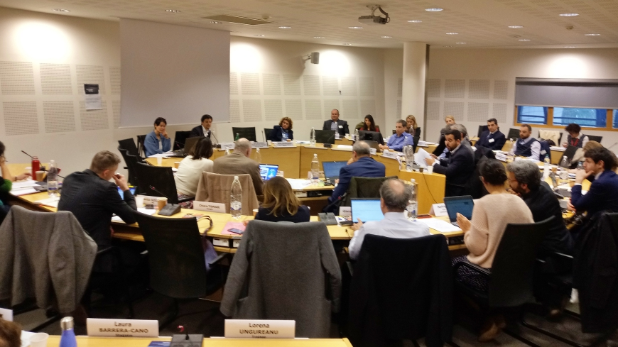 Committee of experts on human rights dimensions of automated data processing meets in Strasbourg for the third time