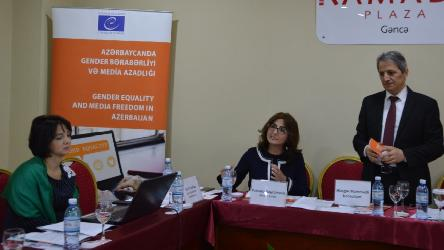 New rules of the Code of Ethics for Azerbaijani journalists presented in Ganja