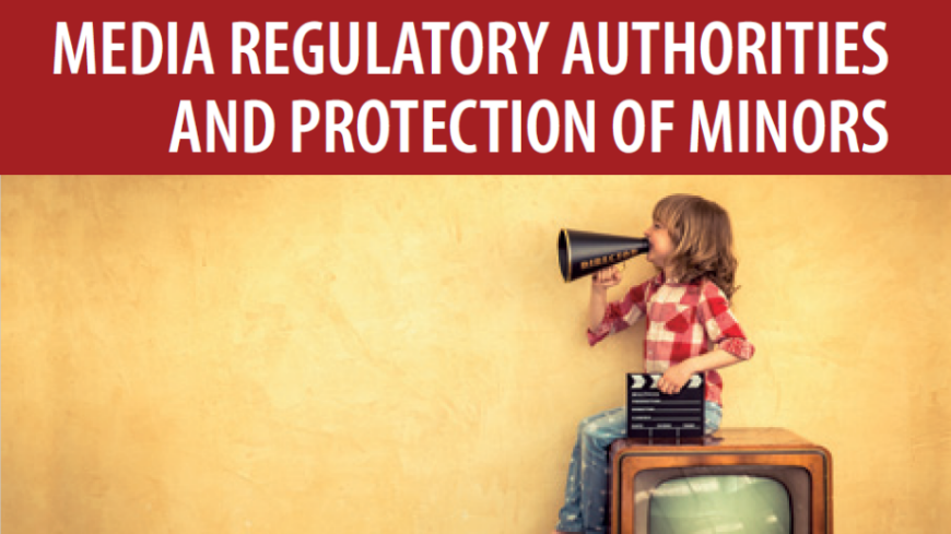New JUFREX regional publication media regulatory authorities and protection of minors
