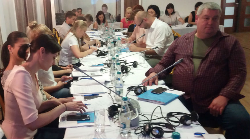 Round Table on the revised and updated Monitoring Methodology of the Coordinating Council of Audiovisual