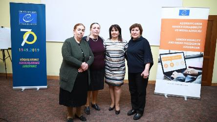 New rules of the Code of Ethics for Azerbaijani journalists presented in Shaki