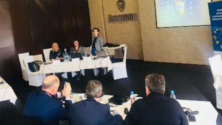 The right to freedom of expression: Training on national and international standards on privacy and access to public documents in Pristina (JUFREX)
