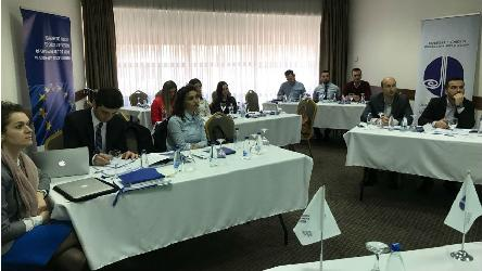 Legal clinic on strategic litigation with focus on privacy and right to access public documents in Pristina (JUFREX)