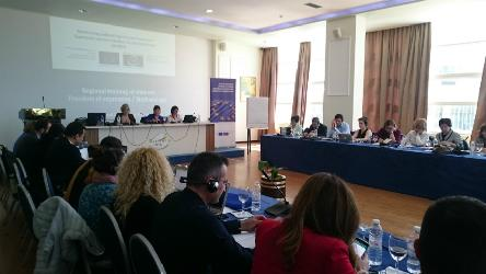Regional training of trainers: freedom of expression - methodology