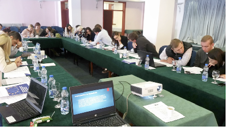"Training on the ""Limits of the Freedom of Expression – hate speech"""
