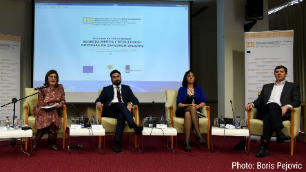 Closing conference organised by the Regional Platform for advocating media freedom and journalists' safety