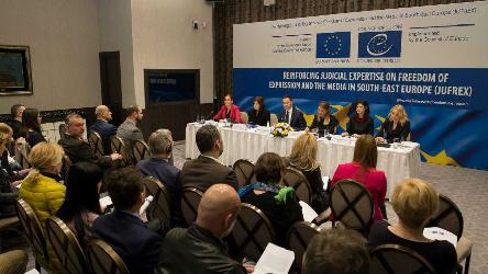 Public presentation of the Media sector inquiry in Montenegro