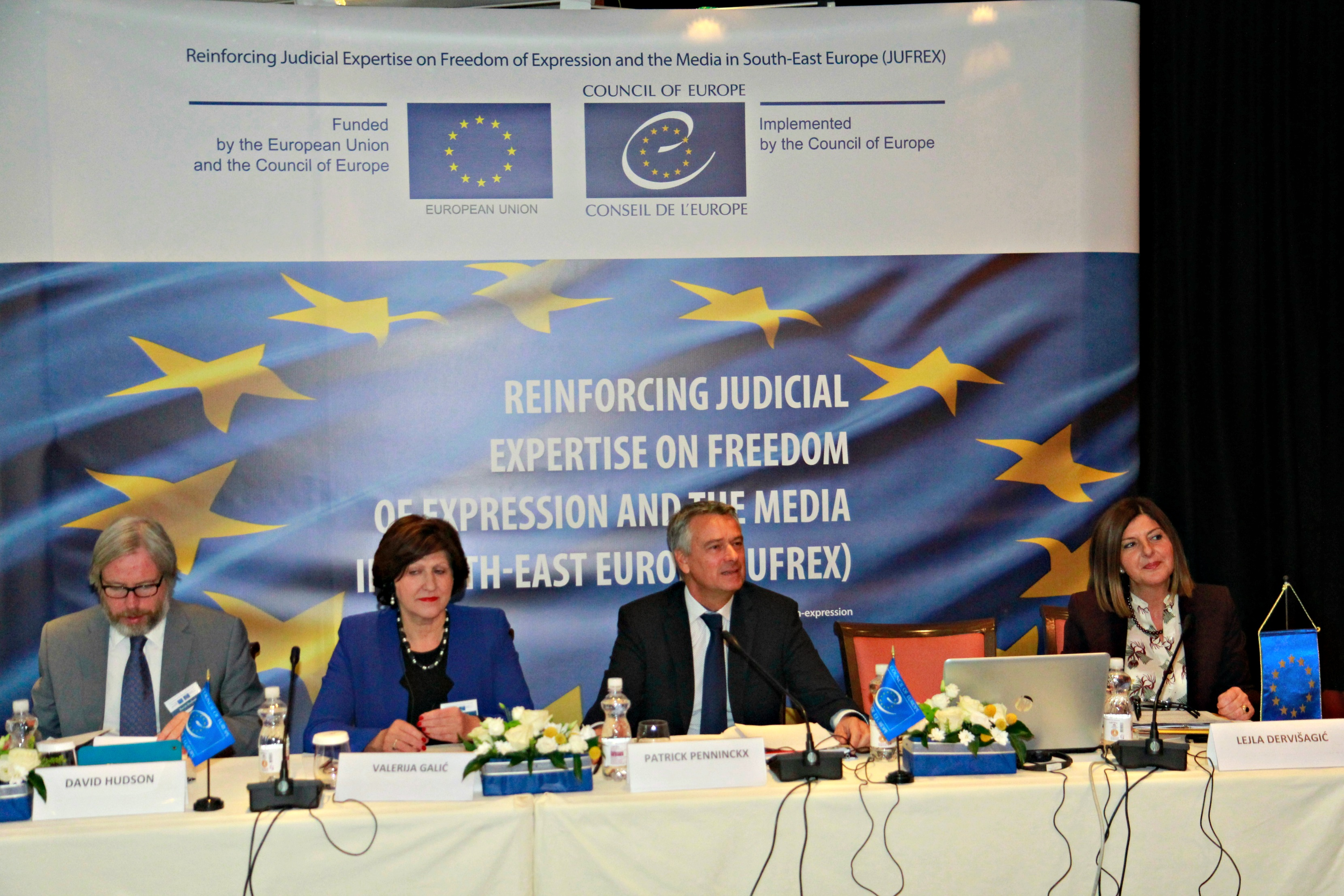 The Council of Europe launches a new initiative to strengthen standards on freedom of expression and the media in South-East Europe