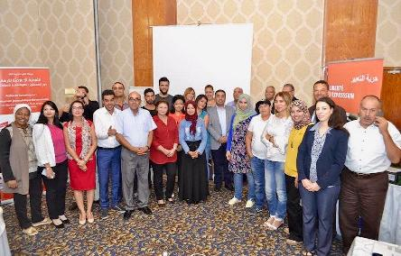 Training session and open meeting on media coverage of terrorism – 19-20 September 2017, Tunis, Tunisia