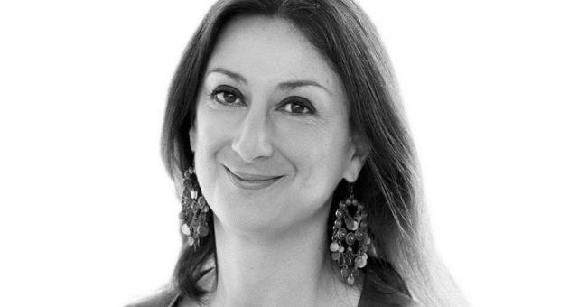 Murder of Maltese journalist Daphne Caruana Galizia