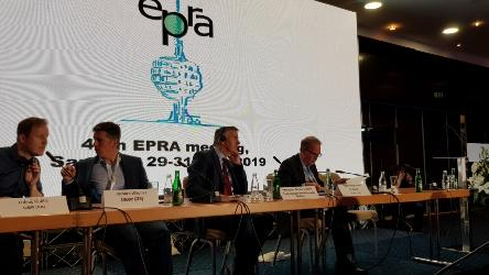 Council of Europe work highlighted at the meeting of the European Platform of Regulatory Authorities (EPRA)