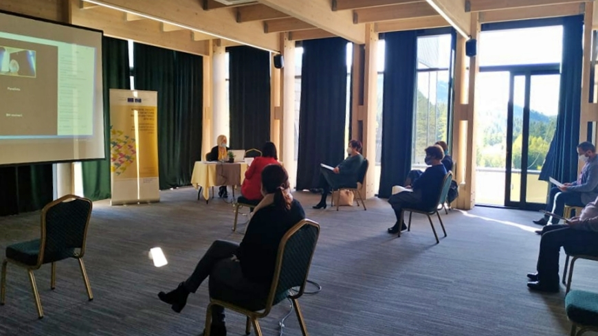 Inter- professional hybrid workshop: Media coverage of the war heritage, war crime trials and reconciliation processes in Bosnia and Herzegovina