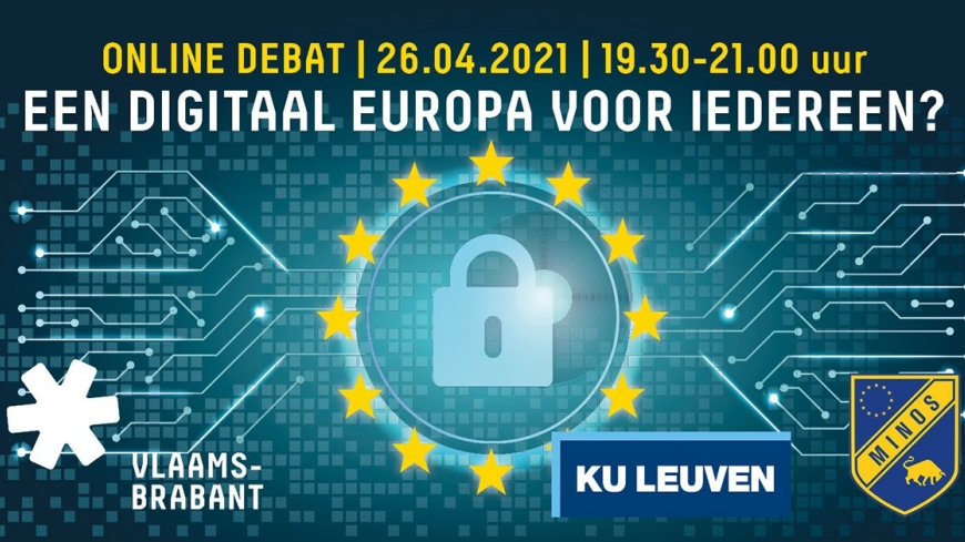 "Participation of the Council of Europe at the debate ""A Digital Europe for all?"""