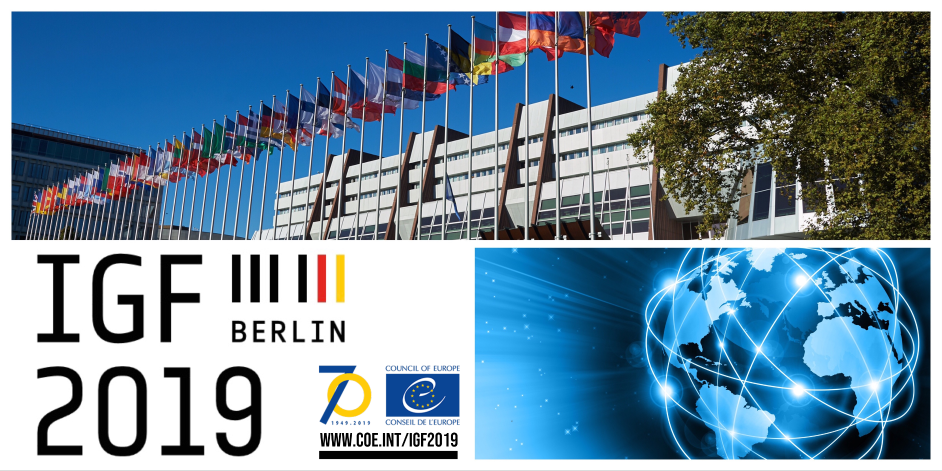 New public policies for the Internet – 2019 IGF in Berlin
