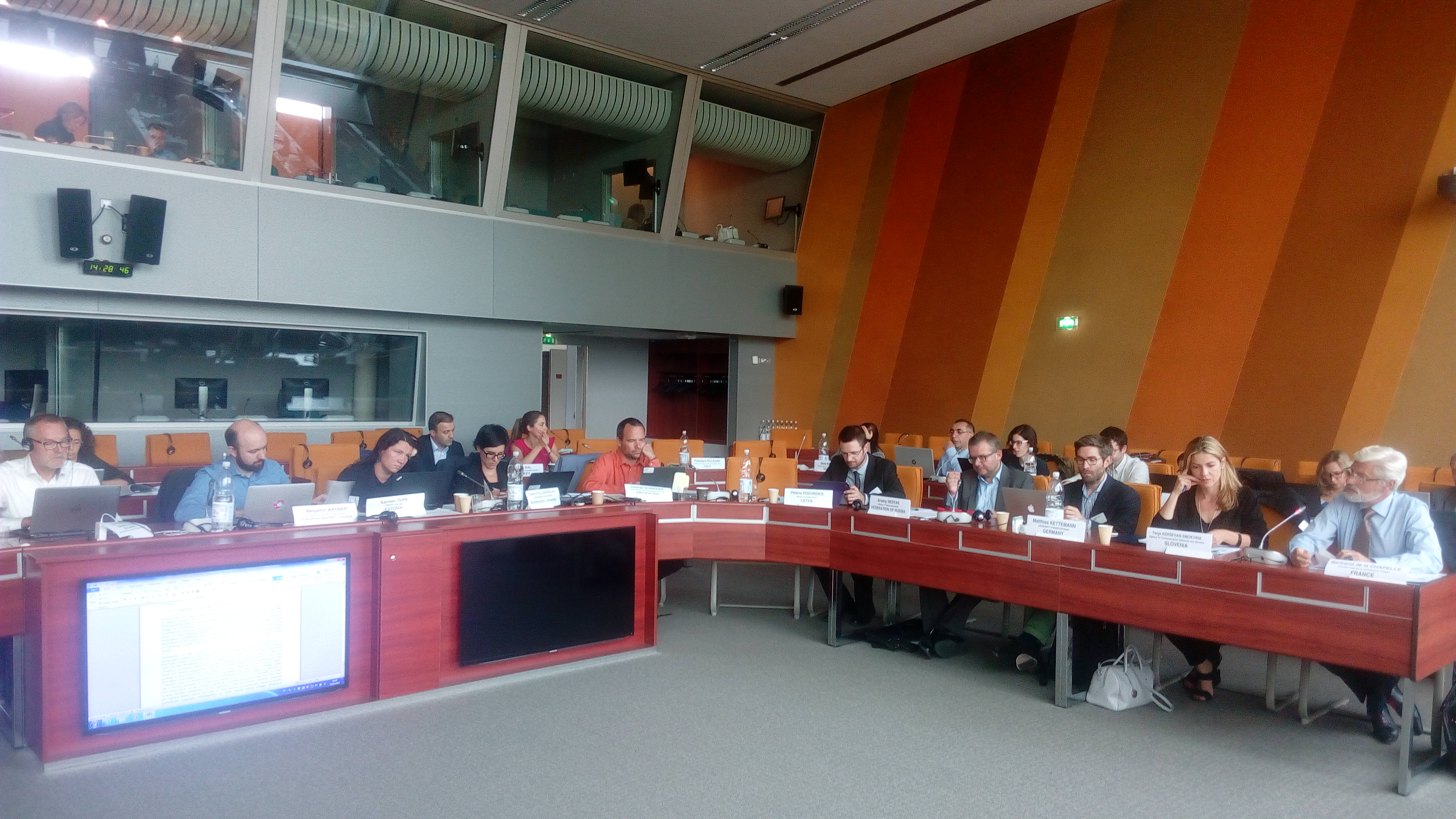 Second meeting of the MSI-NET