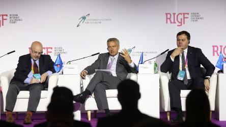 Council of Europe at the Russian Internet Governance Forum