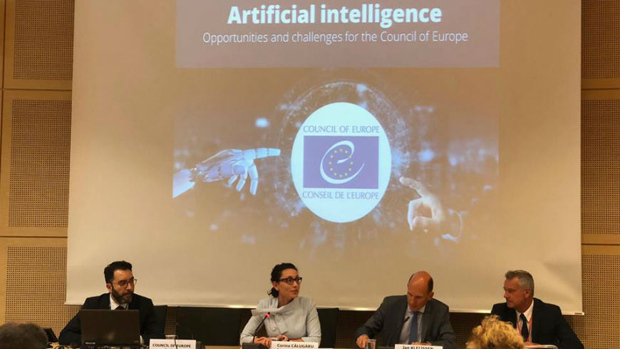TC-INF addresses AI related challenges to human rights, democracy and the rule of law