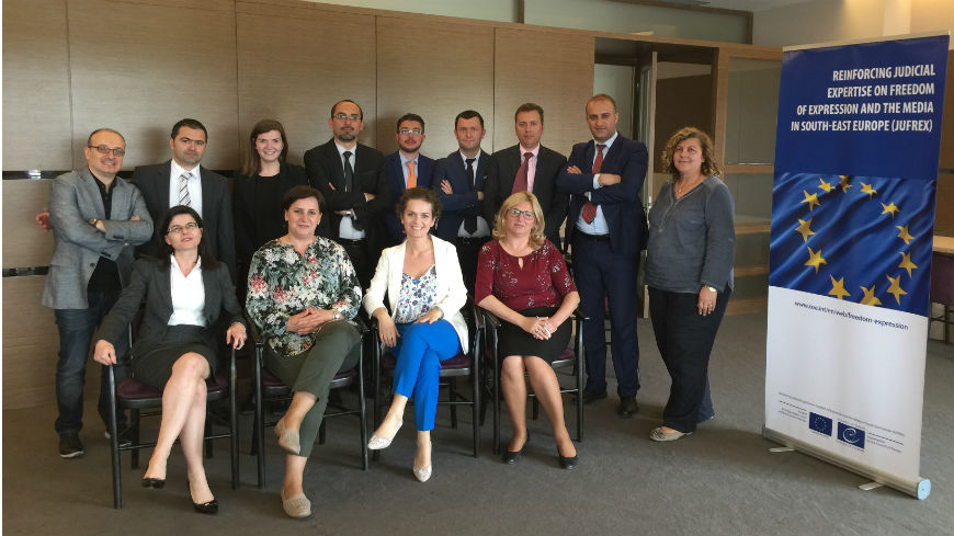 Joint Training for Trainers for judges and prosecutors of Kosovo* and Albania