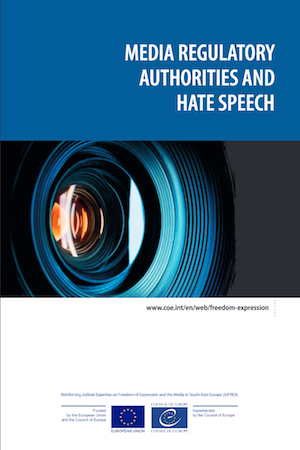Media Regulatory authorities and hate speech (2017)