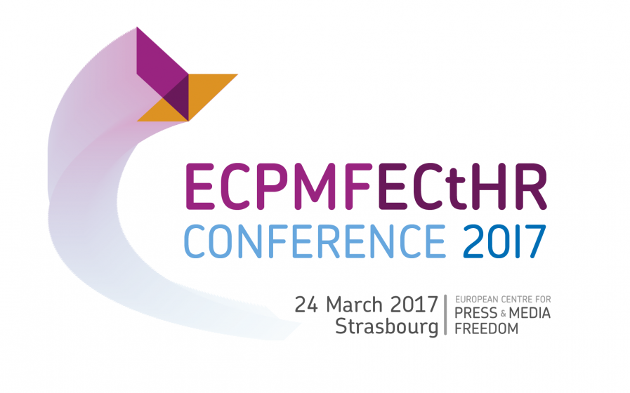 "24 March 2017: Conference ""Promoting dialogue between the ECtHR and the media freedom community"""