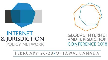 Second Global Internet and Jurisdiction Conference 2018 is taking place in Ottawa, Canada