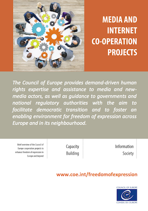 Co-operation projects