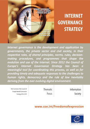 Internet governance strategy