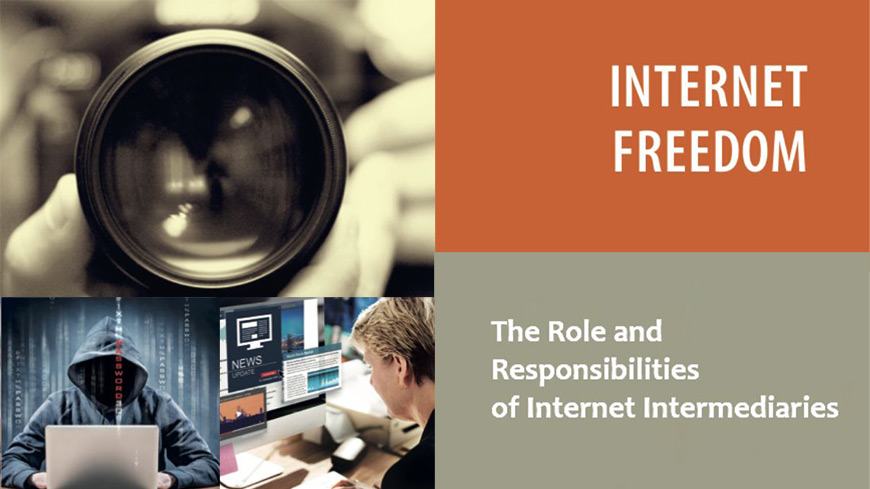 The role of internet intermediaries as gatekeepers to freedom of expression – Conference in Vienna