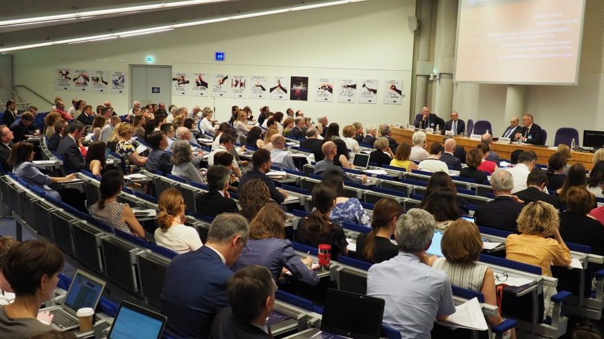 New challenges of digitalisation discussed at the judicial seminar in Strasbourg