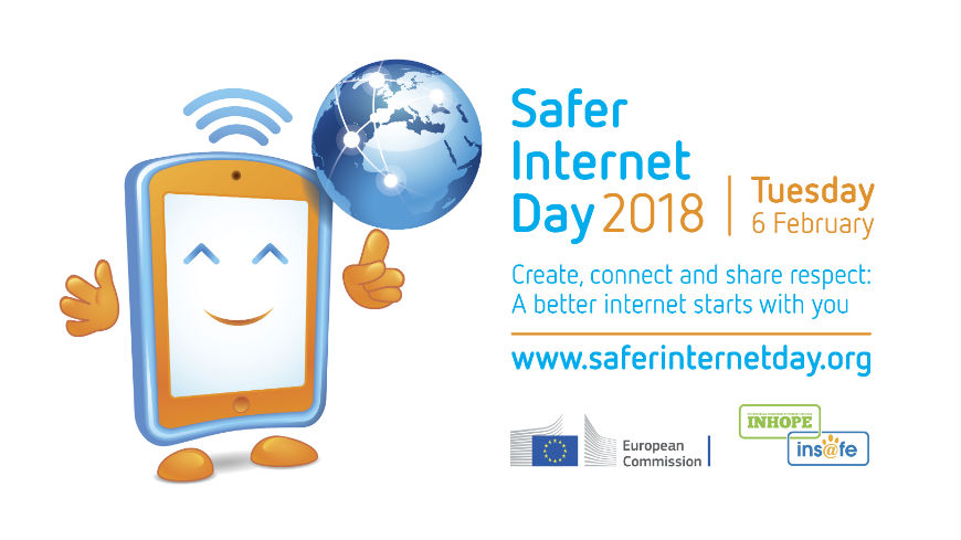 Council of Europe supports Safer Internet Day 2018
