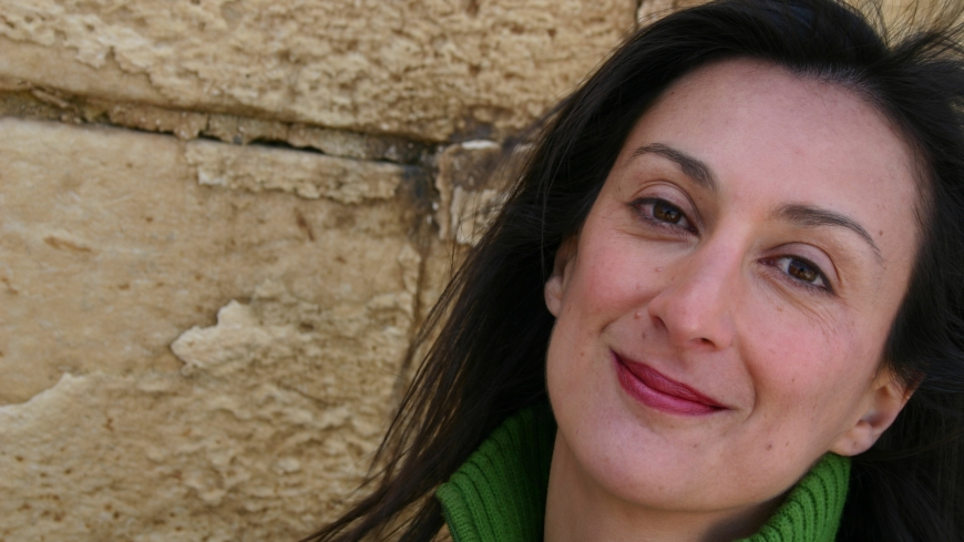 Last interview with Daphne Caruana Galizia published on third anniversary of her death