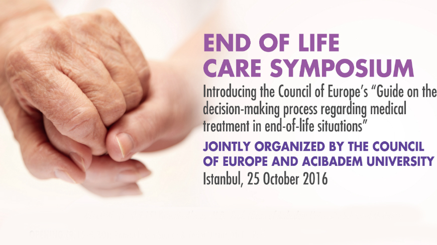 Seminar on End of Life