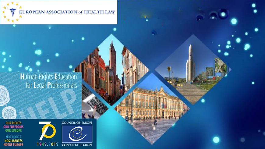 Human rights in biomedicine for legal and health professionals