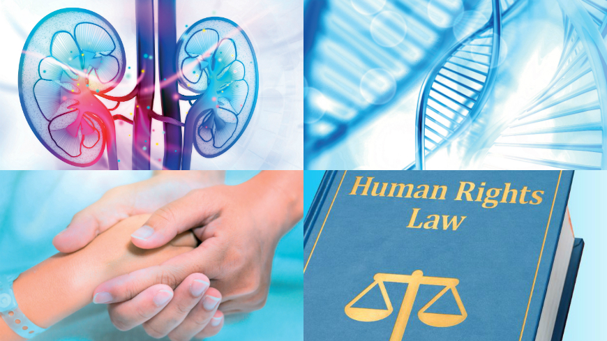 HUMAN RIGHTS AND BIOMEDICINE.                                             Ethical and legal aspects of informed consent
