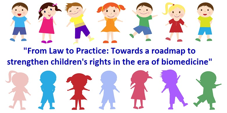 New study on children's rights challenges in biomedicine