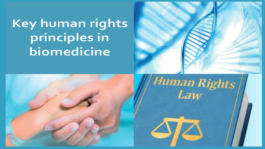 The HELP course on Key human rights principles in Biomedicine launched on the HELP Platform!