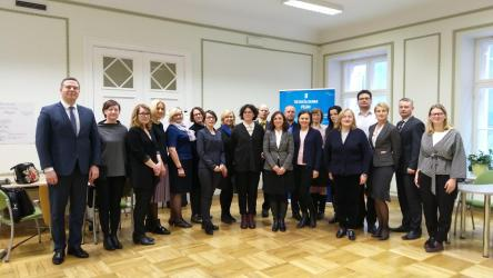 The Council of Europe HELP course on 'Key human rights principles in bioethics' is launched in Latvia