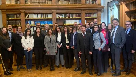 HELP course on Bioethics launched for Italian lawyers